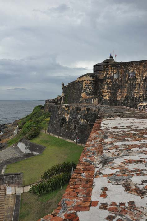 San Juan:  Our Final Caribbean Port