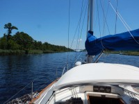 200 miles of Intracoastal Waterway