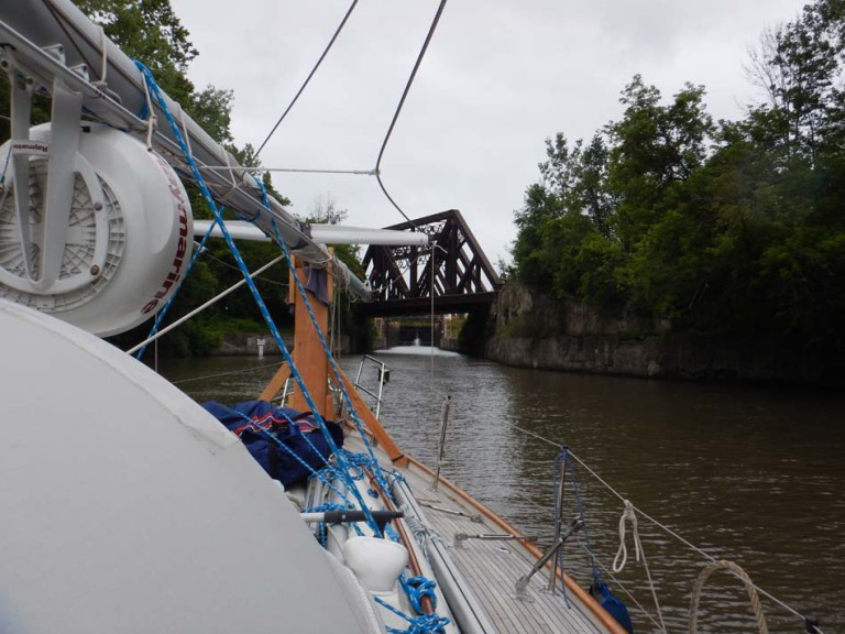 350 Miles on the Erie Canal